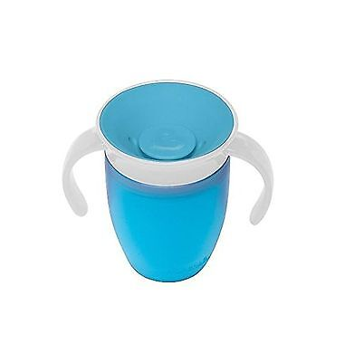 Munchkin Miracle 360-Degree Trainer Cup 7 Ounce (colors may vary) New