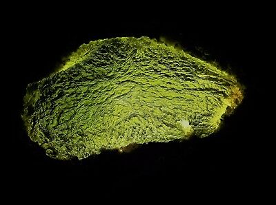 44.2g Moldavite Direct Czech (Č.Budějovice-Chlum) Meteorite Natural Gem Tektite
