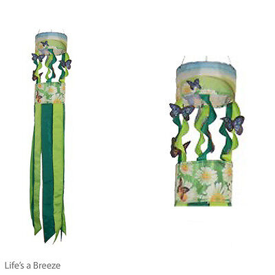 Butterfly Twistair  Windsock. 40 inch For Telescopic Flag Poles.Caravan,Camping