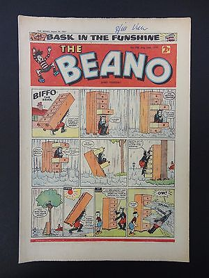 The Beano Comic No. 788 - August 24th 1957, 60th Birthday Present/Gift, VG+ Copy
