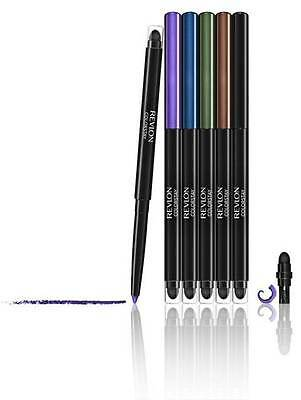 Revlon Colorstay Eyeliner Mine Retractable 203 Brun + Ombreur + Taille Crayon
