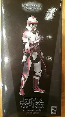 Sideshow Star Wars Commander Fox 1:6 Scale Figure