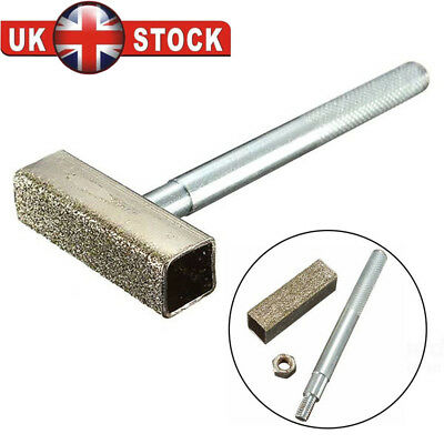 UK Diamond Grinding Disc Wheel Stone Dresser Tool Dressing Bench Grinder