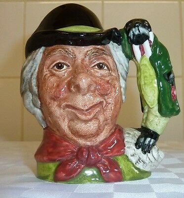 Vintage Royal Doulton Character The Walrus and Carpenter D6604