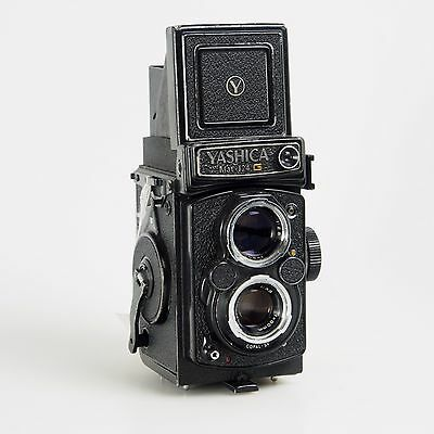 -Yashica Mat-124G TLR Camera For Parts or Repair