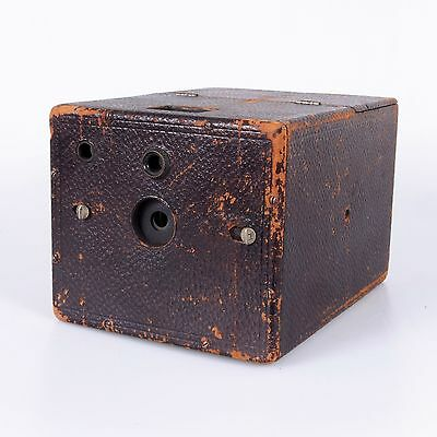 # Vintage Antique ADAMS & WESTLAKE ADLAKE Box Camera (#433)