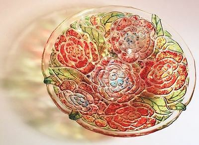 Peony Texture - Glass Fusing Mold #DT20