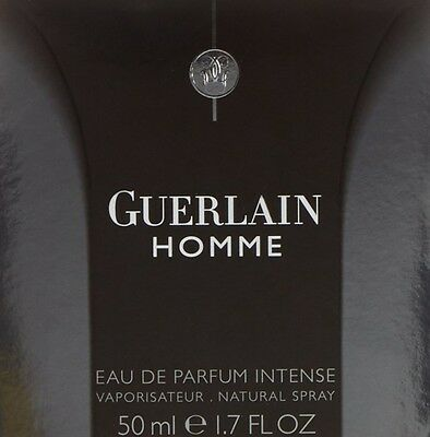 Guerlain Homme Intense 50 ml Eau de Parfum Spray NEU&OVP