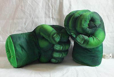 Electronic Incredible Hulk Smash Hands - Great Fun!!