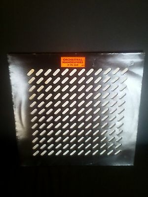 Orchestral Manoeuvres In The Dark  LP Orig Press 1980 Dindisc did 2