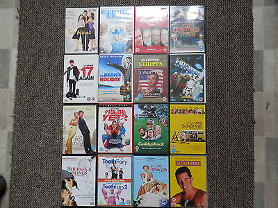 job lot DVDs