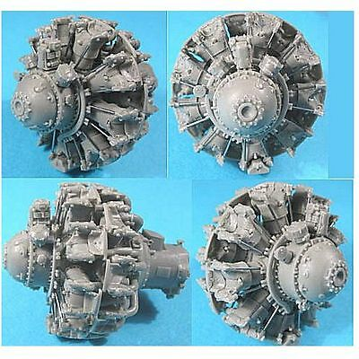 P&W R-2800 C (late) Engine, 32-002 Vector Resin 1/32