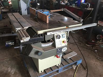 Planer Thicknesser Saw Combination woodworking Machine £2250 + Vat £2700