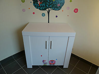 Meuble Commode Table à langer bébé - MERLE - Etat excellent !