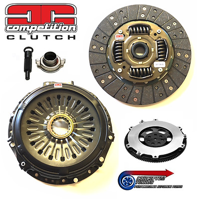 Stage 2 Competition Clutch and Flywheel kit - For Mitsubishi EVO IV 4 CN9A 4G63