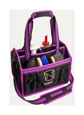 Noble Outfitters EquinEssential Tote Blackberry Color 12422