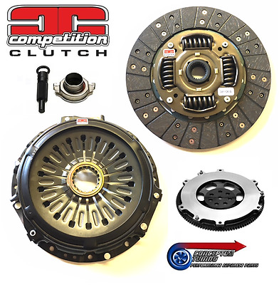 Stage 2 Competition Clutch and Flywheel kit - For Mitsubishi EVO V 5 CP9A 4G63