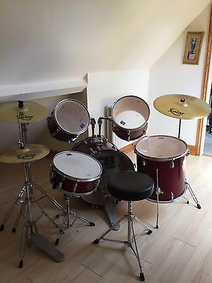 8 Piece CB Drum Kit