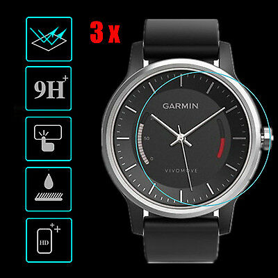 For Garmin Fenix 5X 3 Ultra Clear HD LCD Screen Protector Protection Film Cover