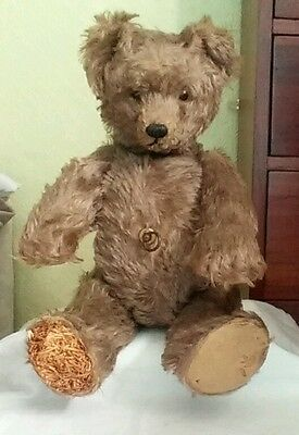 Antique Schuco teddy bear