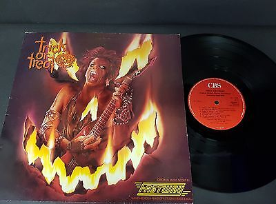 Fastway ‎– Trick Or Treat (Original Music Score) - UK - 1986 - 450444 1