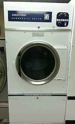Dexter 55Lb Commercial Dryer Model Drh55