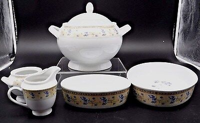 Heritage Mint, Ltd Enchanted Garden China Bakeware Set