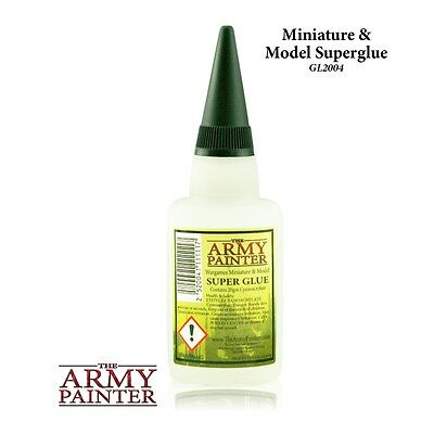 The Army Painter SUPER GLUE - Colla per Wargame e Miniature 20 Gr.  GL2004