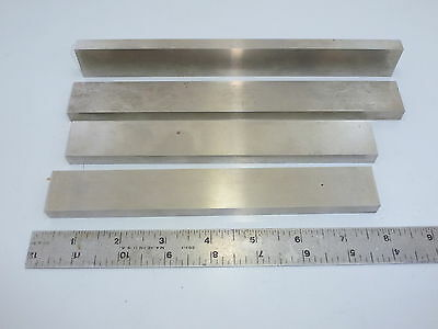"Lot of 4 - 1x3/8""  HSS tool blanks"