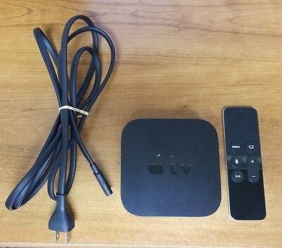 Apple TV 4th Generation 32GB Digital Media Streamer