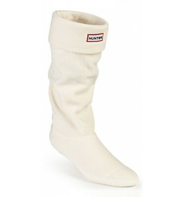 Hunter Kids Welly Socks Cream M Uk 3-5