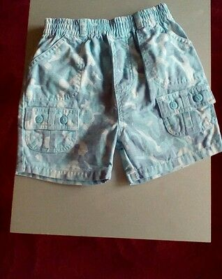 Boys Shorts by George to fit  6 - 9 months.