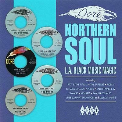 DORE NORTHERN SOUL L.A Black Music Magic NEW & SEALED NORTHERN SOUL LP  (KENT)