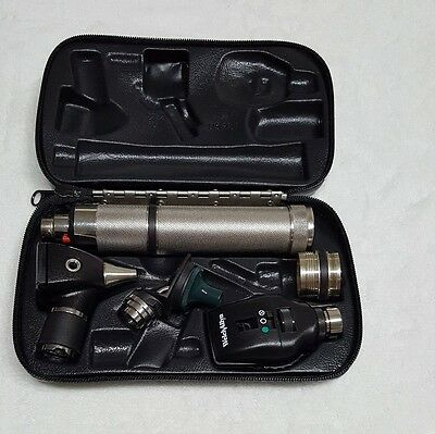Welch Allyn Portable Diagnostic Set,Diagnostic Otoscope AutoStep Ophthalmoscope