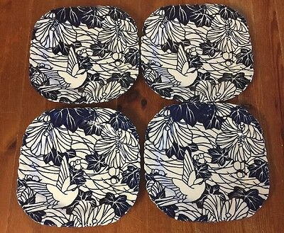 Set Of Four Johnson Brothers 'Metropolitan Museum Of Art' Side Plate
