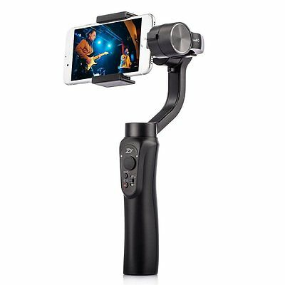 Zhiyun Smooth-Q 3 Assi Stabilizzatore Gimbal per Action Cam GoPro Smartphone