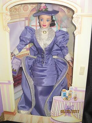 1997 Mrs. P.F.E. Albee Barbie Doll Avon Exclusive First in a Series #17690 NRFB