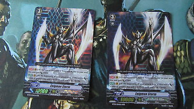Cardfight Vanguard Enigman Storm Bundle