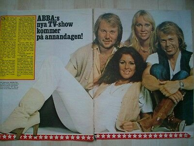 *** ABBA ***  Original  Article