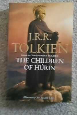 RARE The Children of Hurin by J R R Tolkien (Paperback / softback)