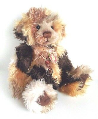 Charlie Bears THREEPENNY - BIT EXCLUSIVE SIGNING EVENT Bears (2012) Plush