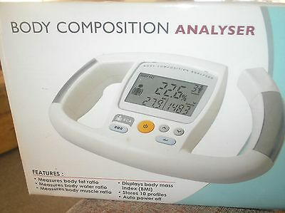 New Body Composition Analyser