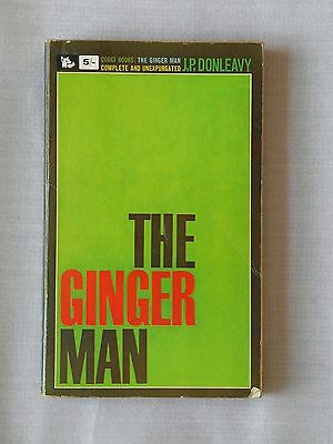 The Ginger Man by J.P. Donleavy Paperback Published 1963