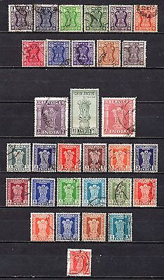 India very nice mixed era collection ,stamps as per scan(2680)