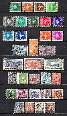 India very nice mixed era collection ,stamps as per scan(2681)