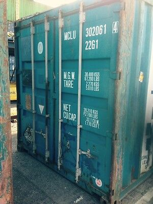 ****20Ft Used Shipping Containers Air And Water Tight****