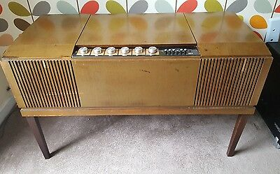 HMV Stereomaster radiogram Model 2401