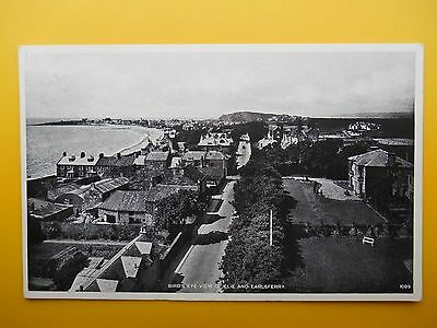 Birds Eye View ELIE & EARLSFERRY Nr Anstruther Fife *Vintage* 1936 Houses