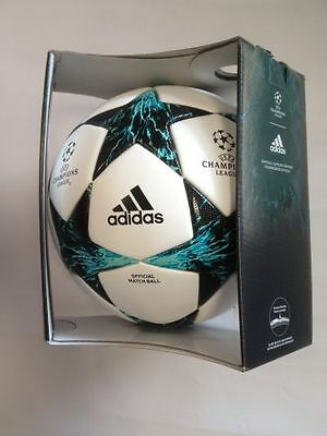 adidas BP7776 UEFA Champions League Finale17 Official Game ball with Gift