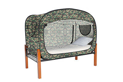 Privacy Pop Bed Tent (sleeping compartment)